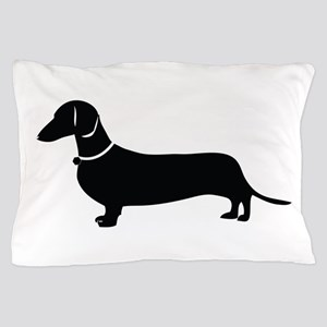 Weiner Dog Pillow Case